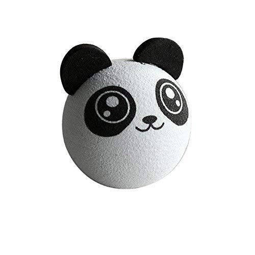ARMAC Lovely Panda Car Antenna Topper Aerial Ball Car Antenna Toppers Antenna Hat Ornaments