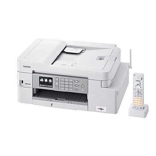 ブラザープリンター大容量インク型A4インクジェット複合機MFC-J1605DN(ファーストタンク/FAX/子機1台付き/有線・無線LAN/両面印刷/ADF)