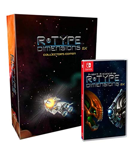 R Type Dimensions EX Collector