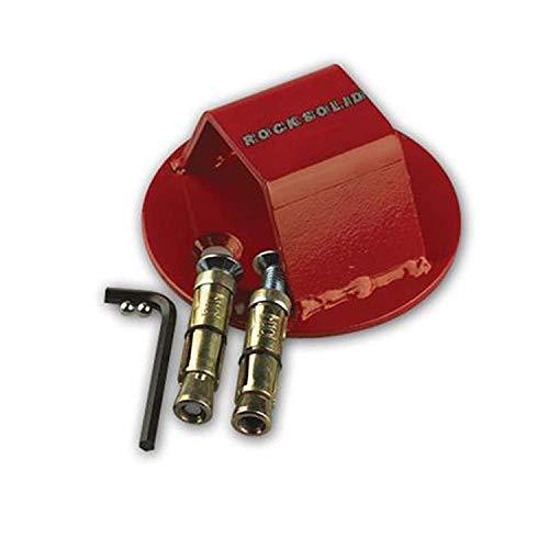 Anclaje de Seguridad para el Suelo de la Marca Viper A109, Color Rojo