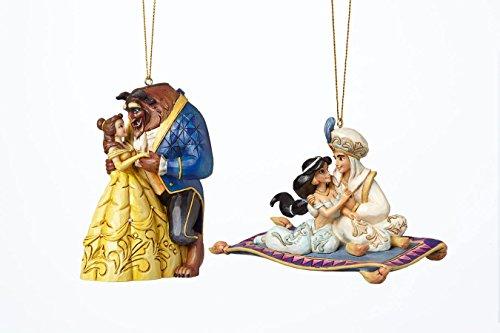 Price comparison product image Enesco Disney Traditions Princess Ornaments Jasmi
