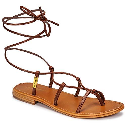 Sandalo Schiava Hellen Vitello Cuoio