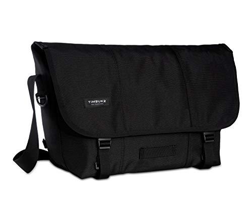 TIMBUK2 Classic Messenger Bag, Jet Black, Large