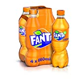 Fanta Original 660 ml - 4 bottiglie PET riciclabile