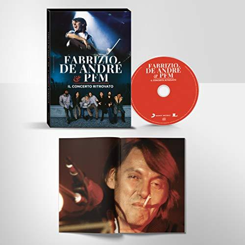 Fabrizio De Andre & Pfm Il Concerto Ritrovato