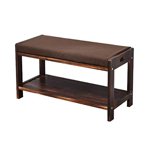 Schoenenrek schoenenkast schoenenbank zitje houten schoenenbank eenvoudige deur sofa kruk huishoudopslag schoenenkast