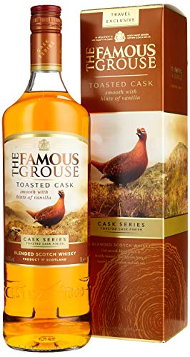 The Famous Grouse Toasted Cask + GB  Whisky (1 x 1000 ml)