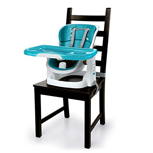 Ingenuity SmartClean ChairMate High Chair, Peacock Blue