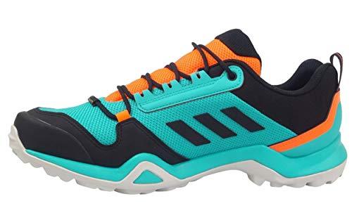 adidas Terrex Ax3 GTX, Chaussures de Loisirs et Sportwear Homme, Noir Hi Res Aqua Core Black Grey One F17, 43 1/3 EU