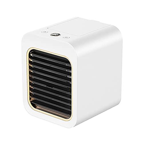 Piccolo Condizionatore Portatile, Condizionatore 6000 Btu Inverter, Condizionatore Portatile Senza Tubo, Mini Condizionatore Portatile, Condizionatore Portatile Silenzioso, Ventilatore Da Tavolo