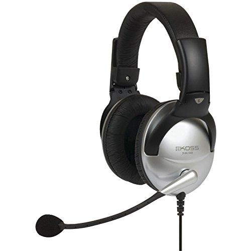Fone Over-Ear Headset, Koss, SB 49