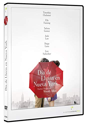 Día De Lluvia En Nueva York [DVD]