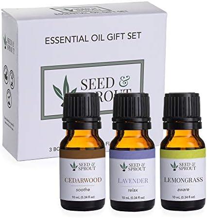 Top 10 Best lavender and cedarwood essential oil Reviews