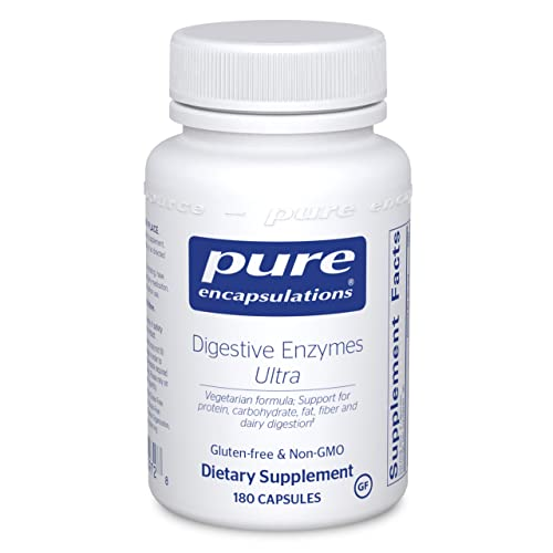 Pure Encapsulations Digestive Enzymes Ultra | Supplement to Aid in...