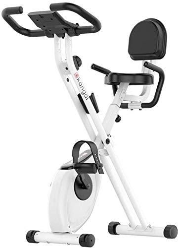 YYhkeby Bicicleta de Ciclismo de Interior, máquinas de Ejercicios de Paso, Calidez de Fitness de Fitness Tranquilo Entrenamiento para la Oficina Familiar Gimnasio Deportes Interiores Jialele