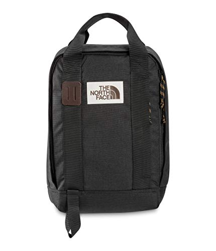 North Face Tote Backpack One Size TNF Black Heather