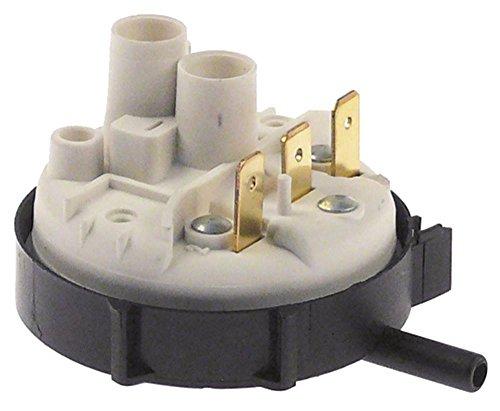 Dihr Pressostaat voor vaatwasser LP1-S8, LP1-S8EL, LP1S, LP1S-Plus, LP1-S aansluiting 6 mm drukaansluiting horizontaal 5,5 mm ø 58 mm