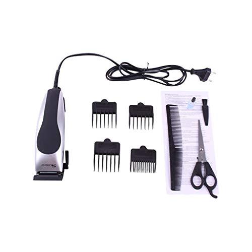 Haarschneidemaschine, Haartrimmer mit Aufsätzen 3m 6mm 9mm 12mm Haarschneider Herren Präzisionstrimmer Elektrischer Bartschneider Grooming Set