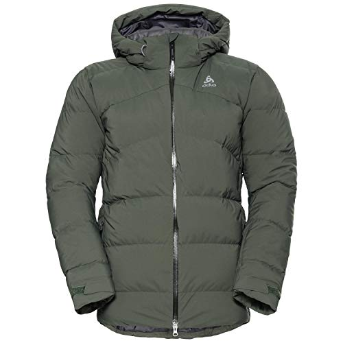 Odlo Insulated Ski Cocoon Jacket Homme, Climbing Ivy, s
