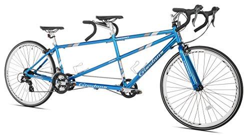 Giordano Viaggio Tandem Road Bike, Blue, 20'/One Size