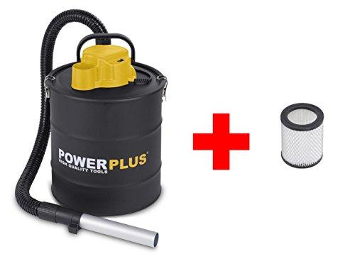 Set Aspirador de cenizas + Filtro para aspirador cenizas