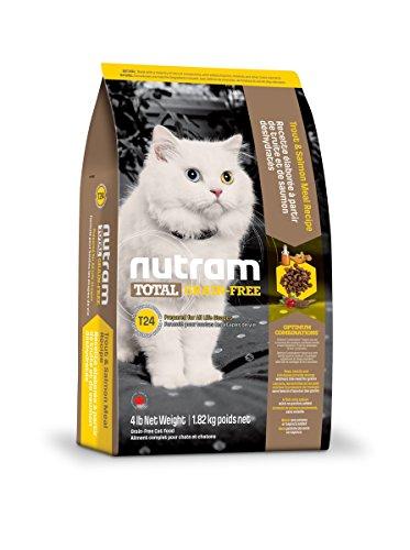 Nutram T24 Total Cat Gf Salmon & Trout 1.8KG