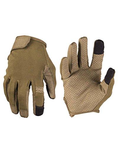 Mil-Tec Men's Touch Gloves Olive size XXL