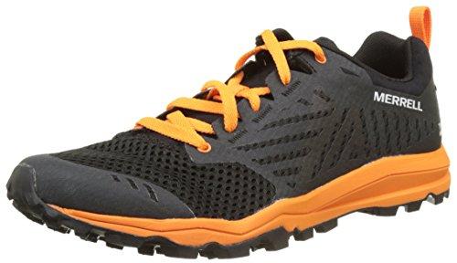 Merrell Herren Dexterity Tough Traillaufschuhe, Orange (Mudder Orange), 40 EU