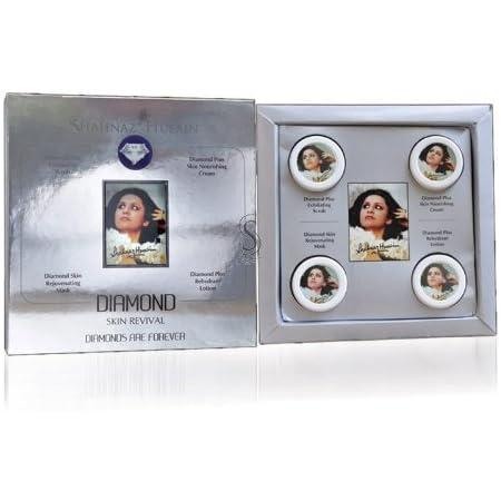 Shahnaz Husain Diamond Mini Facial Kit, 40g