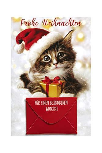 bsb Tarjeta de felicitación navideña
