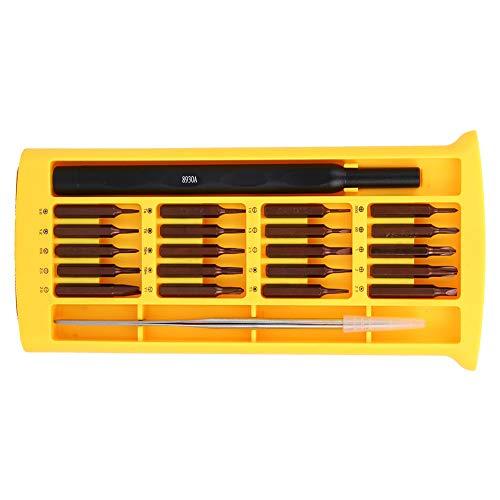 Destornillador especial para reparación de teléfonos móviles, almacenamiento S2, mango de aleación de vanadio cromado, conector, operación de agarre para teléfono, tableta, reloj portátil