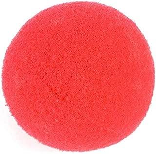 Rhode Island Novelty 2 Inch Foam Clown Nose, Red, Pack of 36