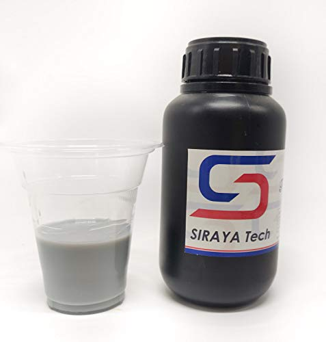 Siraya Tech Fast (1kg) ABS-Like Fast Curing Non-Brittle 3D Printing Resin (Grey)
