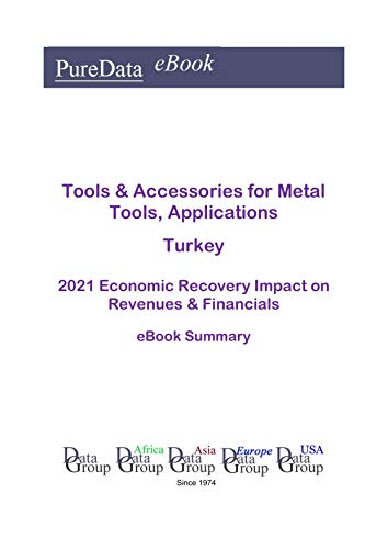 Tools & Accessories for Metal Tools, Applications Turkey Summary: 2021 Economic Recovery...