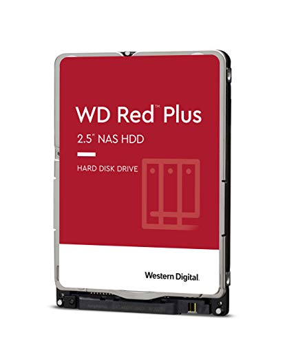 Western Digital WD Red Plus 4To SATA 6Gb/s 3.5p HDD