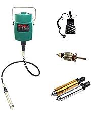 500 W multifunktionsverktyg svarvverktyg, 4 mm Flex Shaft Electric GrinderFlex Shaft vågor 0~23000 RPM, smyckedesign och reparationsverktyg, upphängning hängande grönsaker elektriska, flexlim hängande