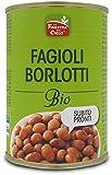 LA FINESTRA SUL CIELO Fagioli Borlotti Bio - 400 g