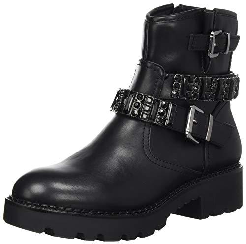 Buffalo Damen Moriah Mode-Stiefel, Black, 40 EU
