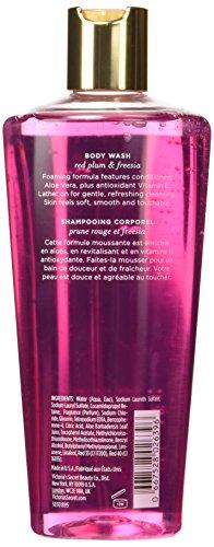 Victoria's Secret Pure Seduction Shower Gel for Women, 8.4 Ounce
