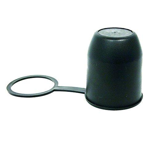 Carpoint 0410113 Transport et Rangement Cache-Rotule avec Anneau Noir
