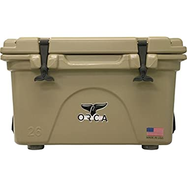 ORCA Cooler, 75 Quart, Tan