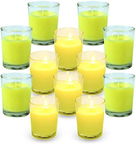 Ram 12 x Citronella Candles Insect Repellent mosquito Insect Bugs Repellent Garden House Lawn Patio Camping Candles