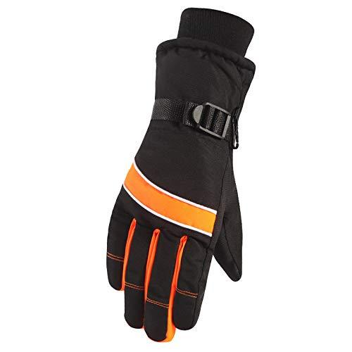 Handschuhe Winter Damen Wasserdicht Kalt Verdickt Plus Velvet Outdoor Ski Handschuhe Warm Zu Halten
