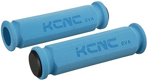 2013 KCNC - Puños de espuma EVA (32 mm), color azul