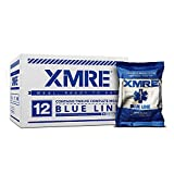 XMRE Blue Line Meals Ready to Eat (MRE) | Military Grade Ration | Extended Shelf...
