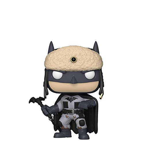 Funko-Pop Heroes 80th-Red Son Batman (2003) Collectible Figure, Multicolor (37261)