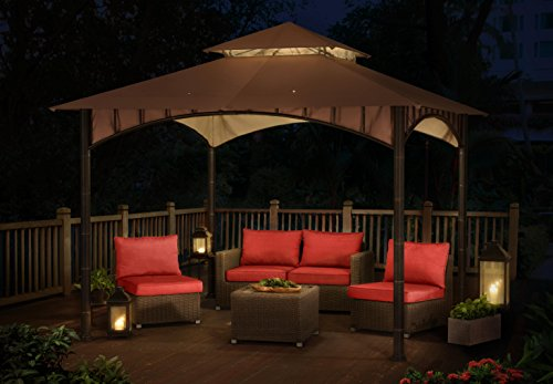 Sunjoy Soft Top Gazebo