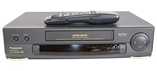 Panasonic NV-HD 610 - Reproductor de vídeo VHS
