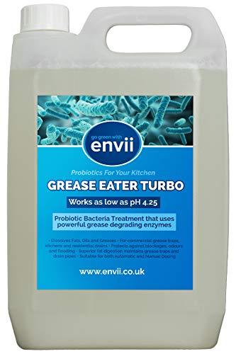 Grease Eater Turbo - Enzymreiniger für Fettabscheider - 5L