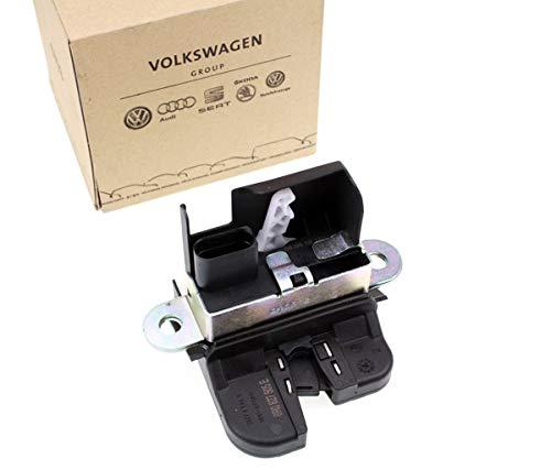 Original Polo 6R 6C Klappenschloß Schloß Heckklappenschloß inkl. Microschalter